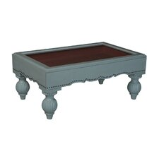 Becker Shadow Box Coffee Table by Astoria Grand