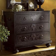 Kingstown 3 Drawer Tortola Chest by Tommy Bahama Home