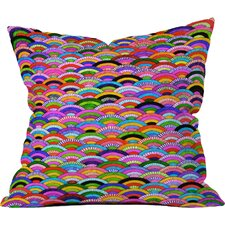 Fimbis A Good Day Throw Pillow