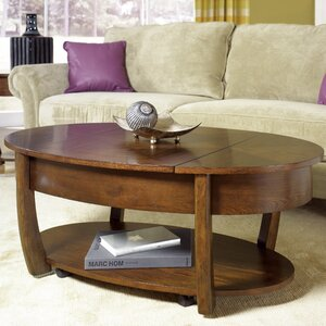 Hatfield Contemporary Coffee Table with Lift Top by Bloomsbury Market