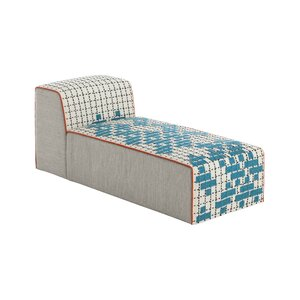Bandas Space C Chaise Lounge by GAN RUGS