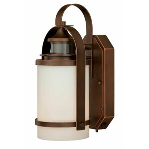 Weston 1 Light Outdoor Wall Lantern