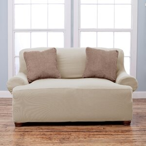 T-Cushion Loveseat Slipcover by Andover Mills