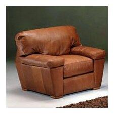 Prescott Leather Club Chair by Omnia Leather