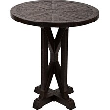 Cheyenne End Table by August Grove