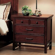 Boonville 3 Drawer Nightstand by Darby Home Co
