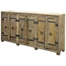 Cabarley 6 Door Accent Cabinet by Loon Peak