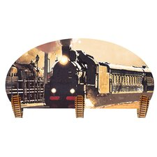 Train Engine 3 Hook Coat Rack by Next Innovations