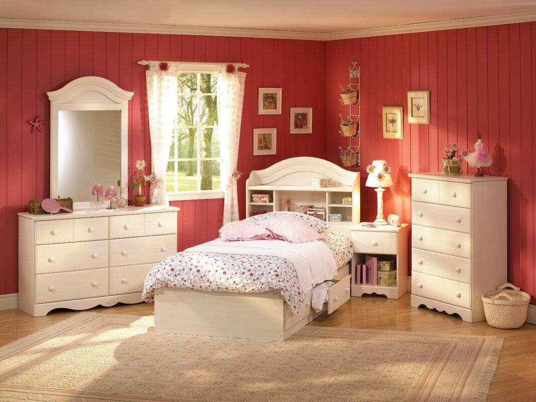double & full kids' bedroom sets you'll love | wayfair