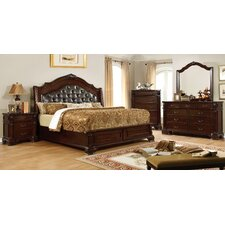 Georgeson Sleigh Customizable Bedroom Set by Astoria Grand