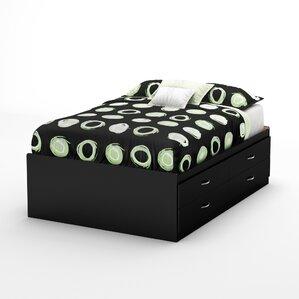 full storage platform bed - Full Bed Frames With Storage