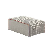 Bandas Space Big A Ottoman by GAN RUGS