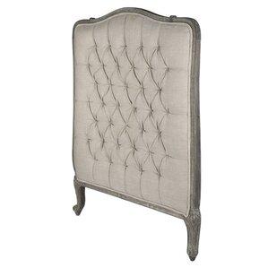 Upholstered Panel Headboard by BIDKhome