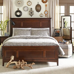 Bristol Wood Headboard by Birch Lane