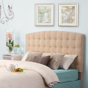 Upholstered Panel Headboard by Dorel Living