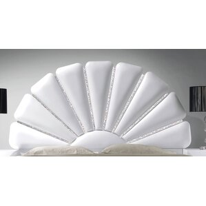 Paris Upholstered Panel Headboard by Chintaly Imports