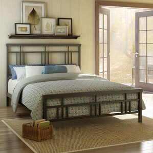 Cottage Open-Frame Headboard and Footboard by Amisco