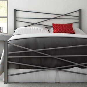 Crosston Open-Frame Headboard and Footboard by Amisco