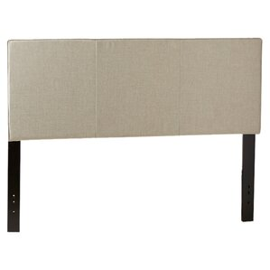 Isabella Upholstered Panel Headboard by Hillsdale Furniture