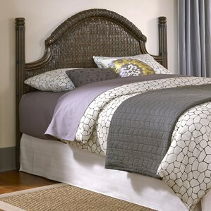 Castaway Upholstered Panel Headboard by Home Styles