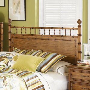 Palm Bay Twin Panel Headboard by Magnussen Furniture