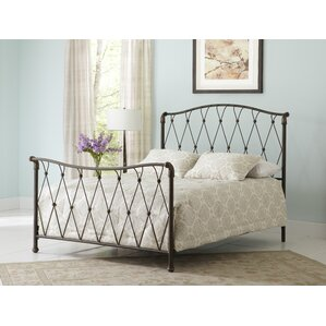 Shalimar Open-Frame Headboard and Footboard by Largo