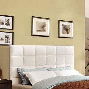 Choco Upholstered Panel Headboard by Hokku Designs