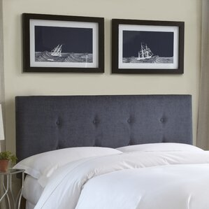 Baden Upholstered Panel Headboard by Fashion Bed Group