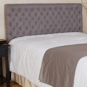 Westham Upholstered Panel Headboard by Home Loft Concepts