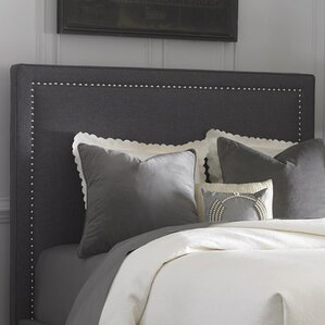 Upholstered Panel Headboard by Liberty Furniture