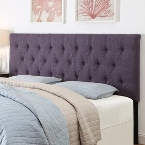 Upholstered Panel Headboard by PRI