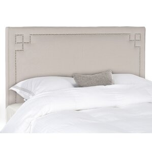 Cantonment Queen Upholstered Panel Headboard by Mercer41