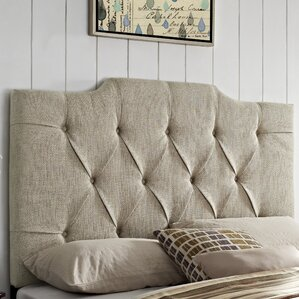 Martha Upholstered Panel Headboard by Darby Home Co®