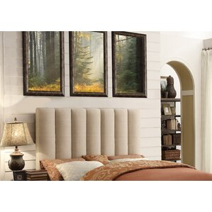 Isabel Queen Upholstered Panel Headboard by Mulhouse Furniture