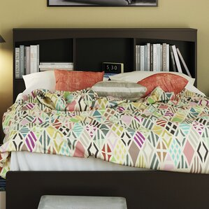 Full Bookcase Headboard by South Shore