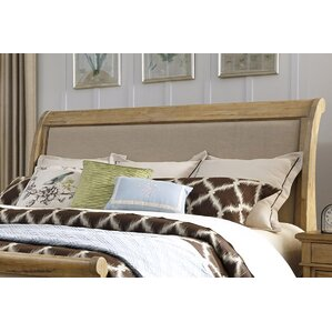 Ancolie Sleigh Headboard by One Allium Way®