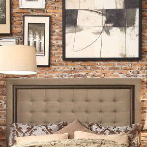 Hidalgo Queen Upholstery Panel Headboard by Mulhouse Furniture