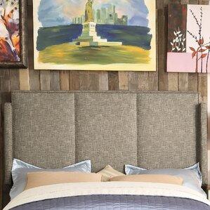 Fresco Upholstery Wingback Headboard by Mulhouse Furniture