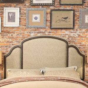 Ricca Upholstered Panel Headboard by Mulhouse Furniture