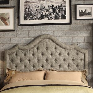 Alisa Upholstery Panel Headboard by Mulhouse Furniture
