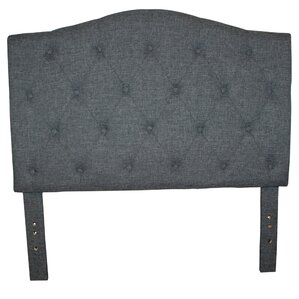 Twin Upholstered Panel Headboard by WorldWide HomeFurnishings
