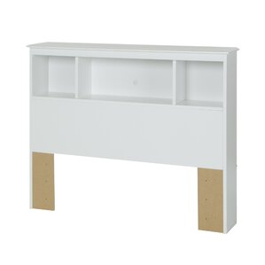 Crystal Bookcase Headboard by South Shore