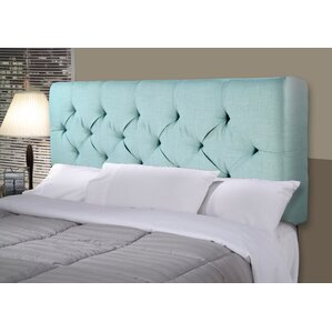 Jackie Upholstered Panel Headboard by MJL Furniture