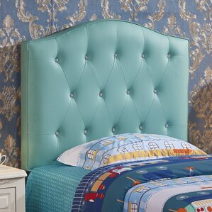 Twin Upholstered Panel Headboard by Bellasario Collection