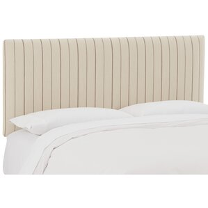 Mcdougall Upholstered Panel Headboard by Darby Home Co®