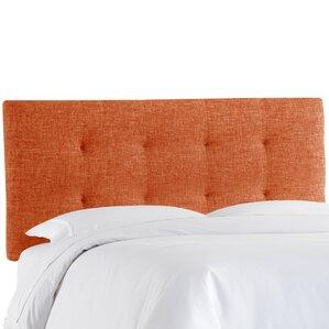 Castellon Tufted Upholstered Panel Headboard by Brayden Studio®