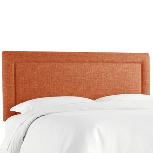 Cansler Border Upholstered Panel Headboard by Brayden Studio®