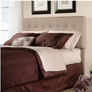 Revere Queen Upholstered Panel Headboard by Andover Mills®