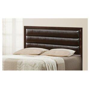 Wetumka Upholstered Panel Headboard by Loon Peak®