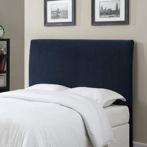 Upholstered Panel Headboard by Mercury Row®